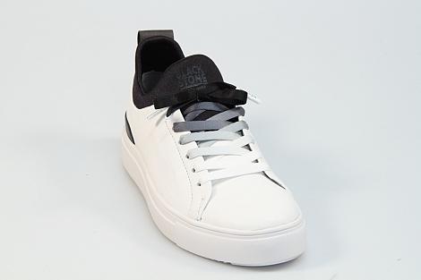 Blackstone Shoes Damesschoenen Sneakers wit SD68 231040215