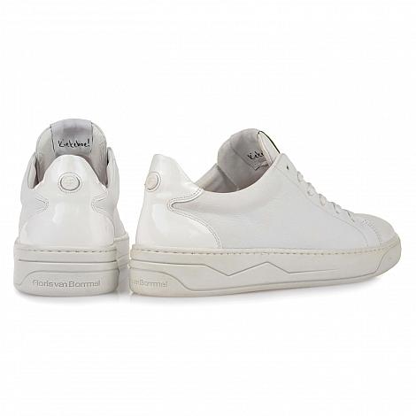 Floris van Bommel Damesschoenen Sneakers wit 85344/00 231040241