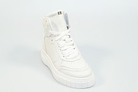 Red Rag Damesschoenen Sneakers wit 76398 230040004