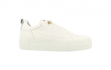 Red-Rag Damesschoenen Sneakers wit 74402 231040246