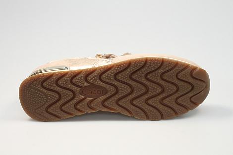 Gabor Damesschoenen Sneakers beige 66.367 York 231030064
