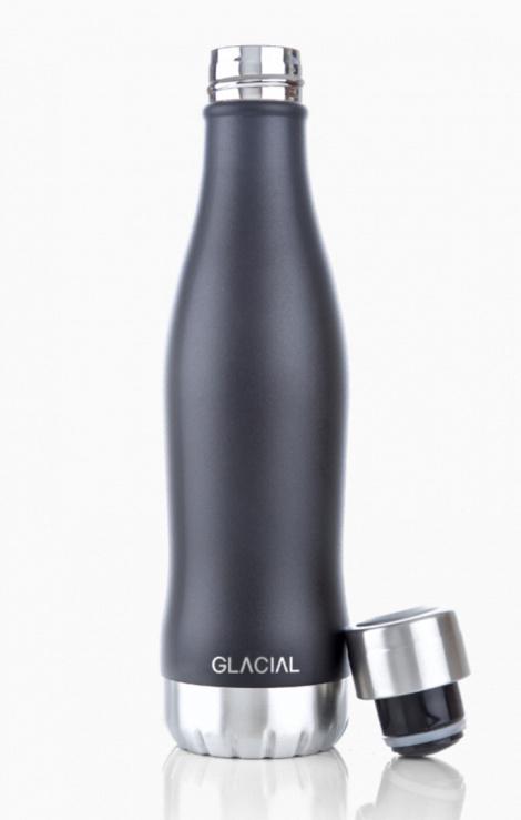 Glacialbottle Kleine artikelen zwart