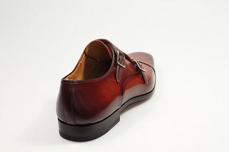 Magnanni Herenschoenen Gesp schoenen bruin