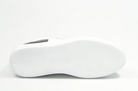 Blackstone Shoes Herenschoenen Sneakers wit
