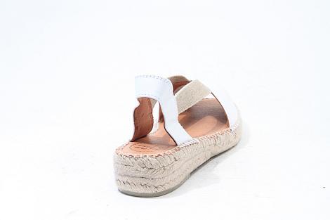 Toni Pons Damesschoenen Sandalen wit Etna 251040030