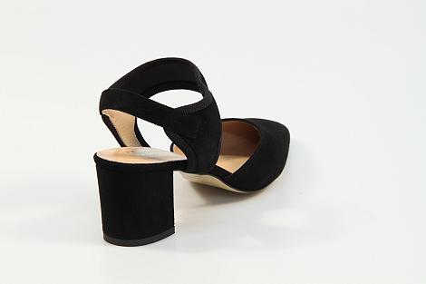 Nalini Damesschoenen Sandalen zwart 2980L 539 254010034