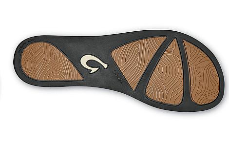 OluKai Damesschoenen Sandalen zwart Nana w 259010082