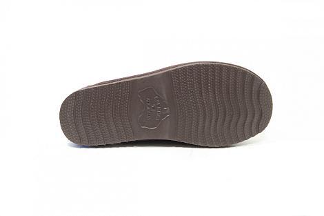 Warmbat Pantoffels bruin Classic 531020006