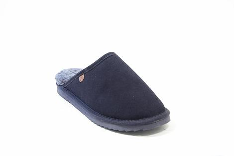 Warmbat Pantoffels blauw Classic 531080001