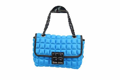 BPrime bags Dames tassen blauw New Chain piccola 620082015