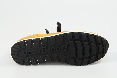 Paul Green Damesschoenen Sneakers geel 4856 231090012