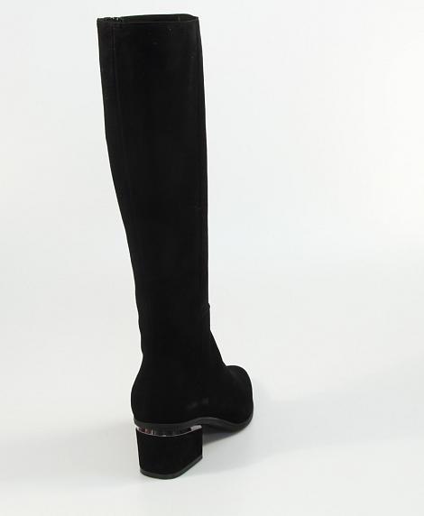 Lilian Damesschoenen Laarzen zwart 11567 877 294010102
