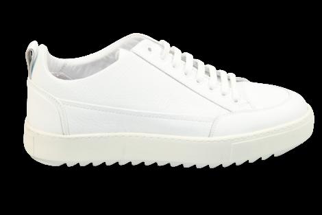 H32sneakers Herenschoenen Sneakers wit LIV 15100002 331040063