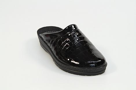 Rohde Pantoffels zwart 2299 521010011