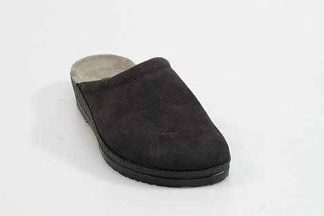 Rohde Pantoffels zwart 2762 531010004