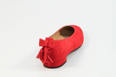 Nalini Damesschoenen Instappers rood 2850 916 211060017