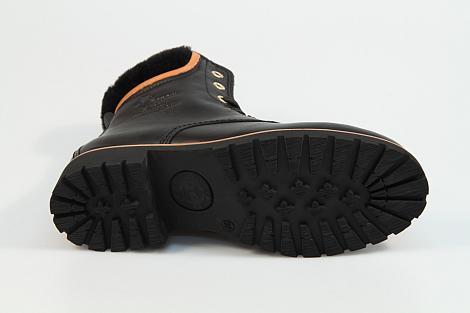 PanamaJack Damesschoenen Veterlaarsjes zwart Panama 03 Iglo Travelin 271010186