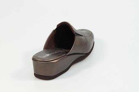 Rohde Pantoffels bruin 6142 521020003