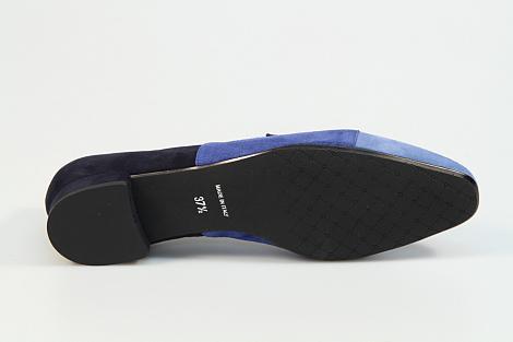 Nalini Damesschoenen Instappers blauw 2561 979 211081021
