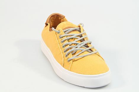 Blackstone Shoes Herenschoenen Sneakers geel PM31 331090011