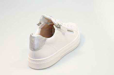 Hassia Damesschoenen Sneakers wit 301239 231040174