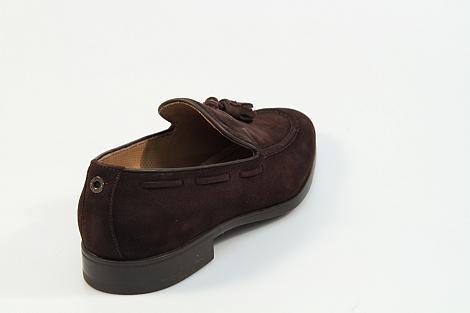 Giorgio 1958 Herenschoenen Instappers bruin HE50502 311020091