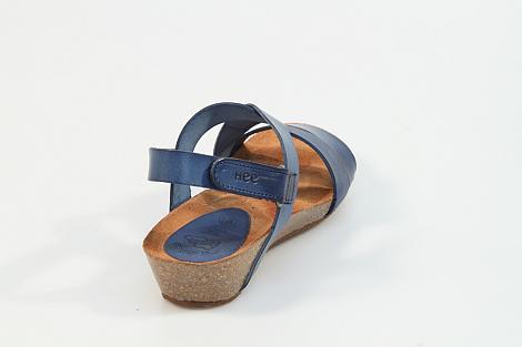 Hee Damesschoenen Sandalen blauw 20028 251080010