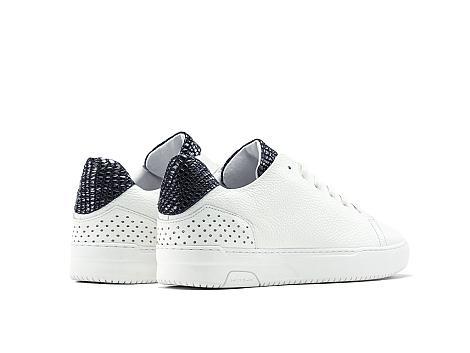 Rehab Footwear Herenschoenen Sneakers wit Bas Smit teagan 331040093
