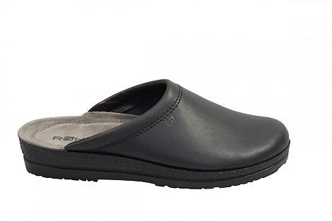 Rohde Pantoffels zwart 1515 531010006