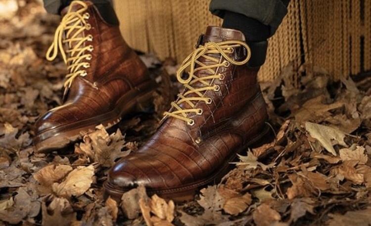 Giorgio 1958 stoere boots voor de herfst