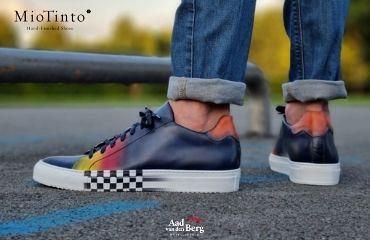 Mio Tinto F1 sneaker