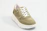 Shoecolate Damesschoenen Sneakers groen